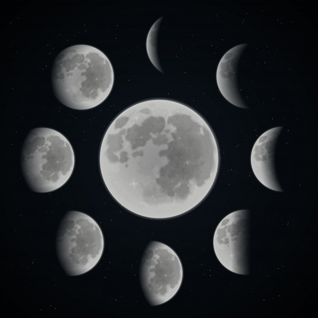 How to draw from the Moon Energy in our Practice - Maha Yoga