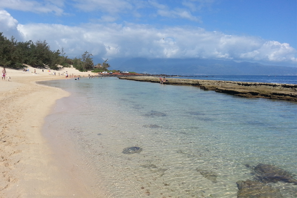 Maui Baby Beach Paia North Shore