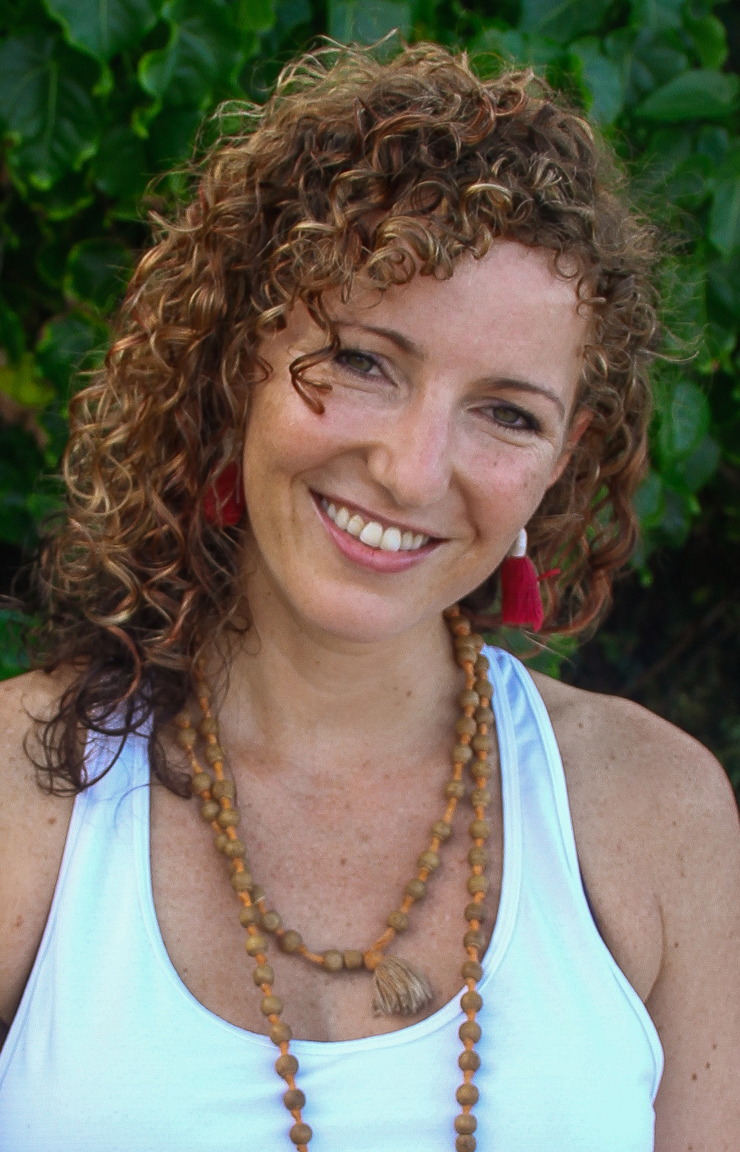 Cara Griffin Yoga Maui Hawaii