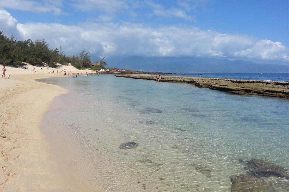 Maui Baby Beach Paia North Shore
