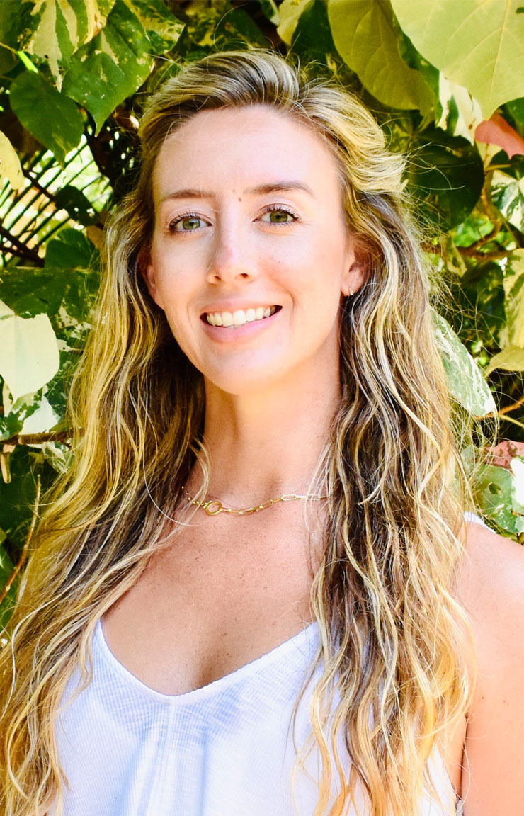 Racher Tarver yoga maui hawaii